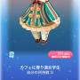 ポケコロガチャカフェ・ドゥ・ミュゼ(ファッション005カフェに寄り道女学生)