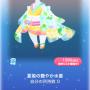 ポケコロガチャ夏姫のお誕生日(014夏姫の艶やか水着)