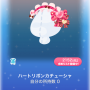 ポケコロスクラッチよくばり♥バレンタイン(009ハートリボンカチューシャ)