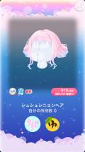 ポケコロ福袋シュシュブランシュ(006【ファッション】シュシュシニョンヘア)