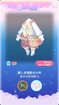 ポケコロ福袋シュシュブランシュ(026【ファッション】愛しき面影の少年)