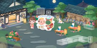 ポケコロイベント風薫るきらり旅(インテリア見本)