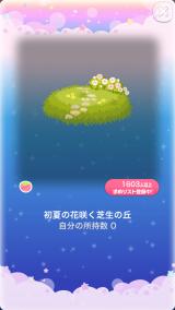 ポケコロスクラッチアーリーサマーガーデン(009【コロニー】初夏の花咲く芝生の丘)